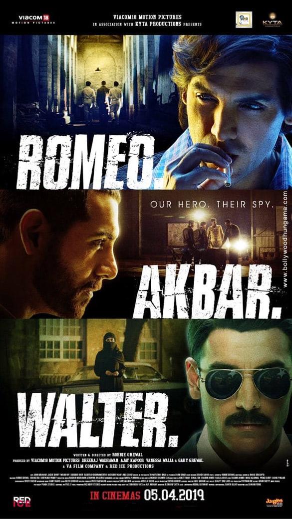 ROMEO AKBAR WALTER (2019) con JOHN ABRAHAM + Esperando Estreno Romeo-Akbar-Walter-4