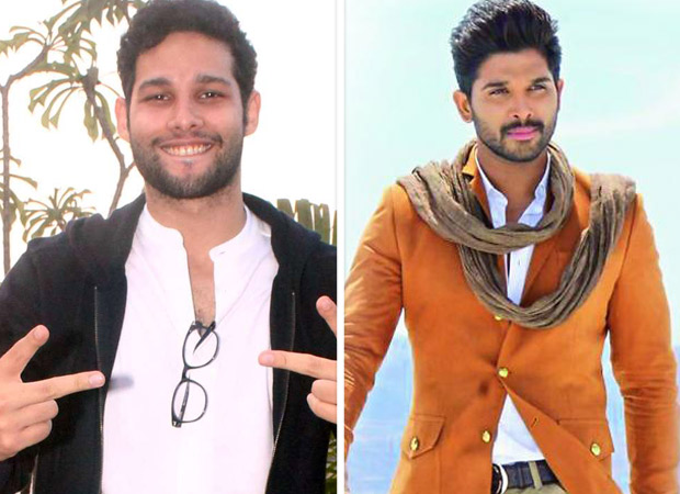 Gully Boy fame Siddhant Chaturvedi wants to meet his idol, South superstar Allu Arjun