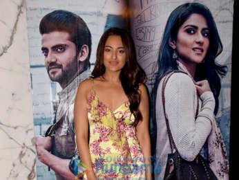 Salman Khan, Pranutan Bahl, Zaheer Iqbal, Kajol and others grace the special screening of 'Notebook' at Sunny Super Sound in Juhu