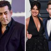 Salman Khan pokes fun at Priyanka Chopra for launching a dating app after getting married to Nick Jonas