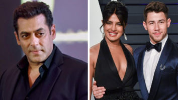 Salman Khan pokes fun at Priyanka Chopra for launching a dating app after getting married to Nick Jonas