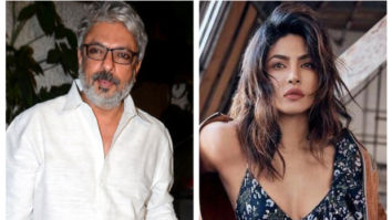 Sanjay Leela Bhansali confirms his next project with Priyanka Chopra Jonas – Gangubai