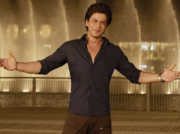 Shah Rukh Khan explores his adventurous side in Dubai