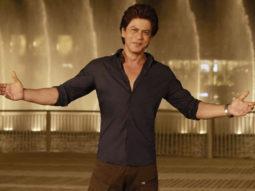 Shah Rukh Khan explores his adventurous side in Dubai