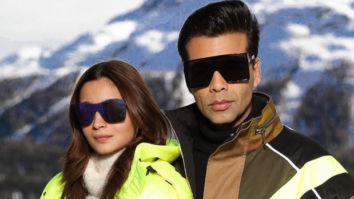 THROWBACK TUESDAY: Alia Bhatt and Karan Johar's winter diaries from Swiss Alps is worth a look