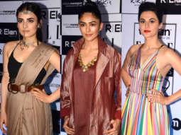 Taapsee Pannu, Nimrat Kaur, Radhika Madan & others at Elle India Graduates Awards 2019