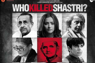 First Look Of The Movie The Tashkent Files