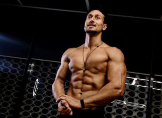Tiger Shroff shared a throwback video from Baaghi days and we're sure that he's a superhero in disguise