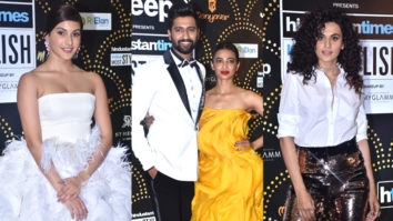 UNCUT Vicky kaushal, Radhika Apte, Taapsee Pannu & others at HT India's Most Stylish Awards 2019