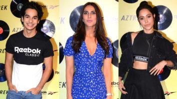 Vaani Kapoor, Ishaan Khatter, Nushrat Bharucha & others at the Reebok Classic Aztrek event