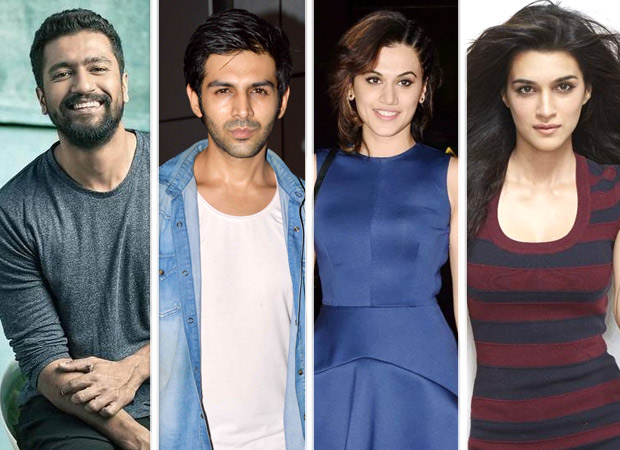 Vicky Kaushal, Kartik Aaryan, Taapsee Pannu, Kriti Sanon - The young stars who made the first quarter of 2019 special
