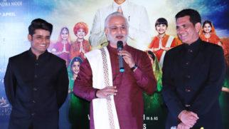 Vivek Oberoi Interact with media at Trailer Launch of his Upcoming Film PM Narendra Modi