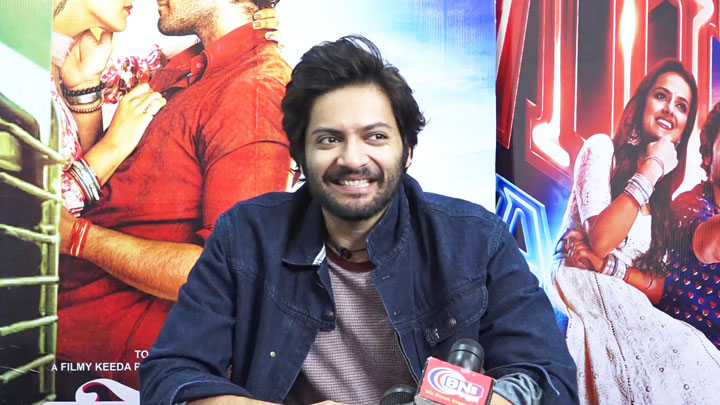 WATCH Ali Fazal on his Upcoming Film Milan Talkies