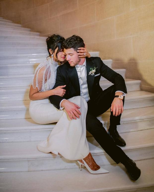 WATCH: Nick Jonas serenaded Priyanka Chopra with his hit song 'Levels' at their wedding reception