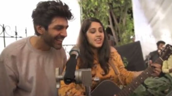 WATCH: This video Kartik Aaryan crooning to 'Tera Yaar Hoon Main' is going viral