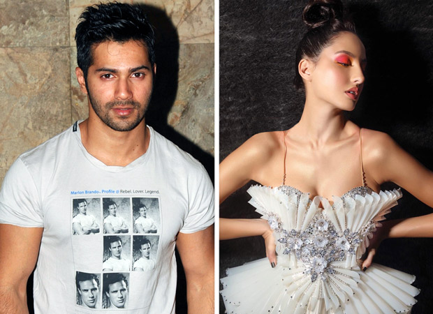 Watching Varun Dhawan and Nora Fatehi groove to Dilbar is making our Tuesday better!