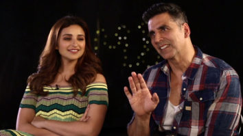 What's The SECRET of Akshay Kumar's Constant SUCCESS Akshay Responds Kesari Parineeti Chopra
