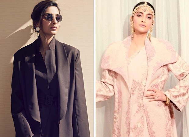 What's Your Pick Sonam Kapoor in Anamika Khanna or Envelope