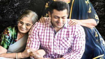 Women's Day special Salman Khan uploads a picture with two of the most important women in his life