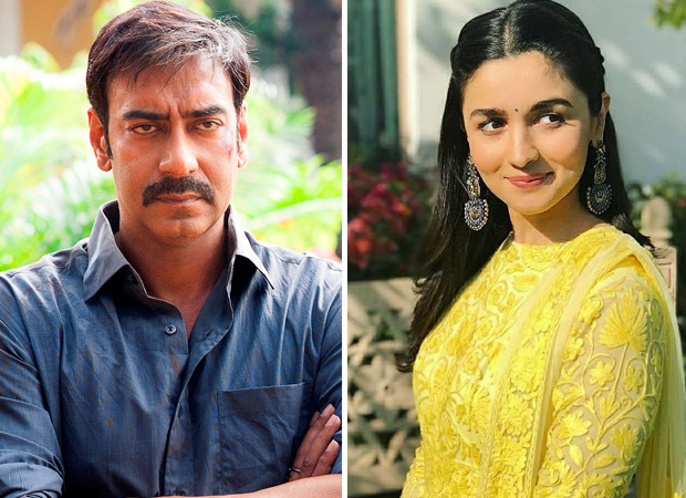 REVEALED! Ajay Devgn and Alia Bhatt to play this role in SS Rajamouli directorial RRR