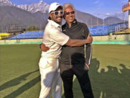 After Kapil Dev, Ranveer Singh and '83 team train under Jimmy aka Mohinder Amarnath at Dharamshala