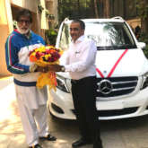 After selling Rolls Royce Ghost, Amitabh Bachchan opts for a more economical Mercedes-Benz V Class