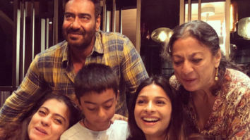 Ajay Devgn turns 50, celebrates his birthday with Kajol, Yug and family