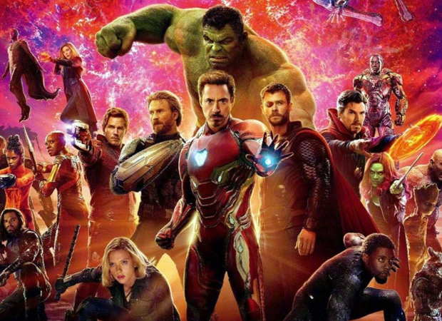 Box Office - Avengers: Endgame has defeated entire Top-10 list of Bollywood films that scored over 100 crores in first three days