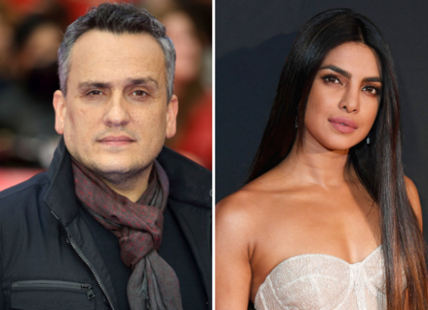 Avengers: Endgame director Joe Russo REVEALS he is in talks with Priyanka Chopra for a film