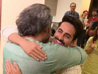 Ayushmann Khurrana WRAPS the Shooting of Article 15 Anubhav Sinha