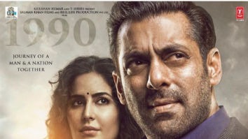 BHARAT: Salman Khan and Katrina Kaif explain the pain behind their smile in the latest poster