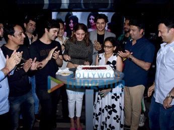 Celebs grace Dhvani Bhanushali's success bash of 'Vaaste'