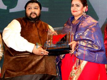 Celebs grace the 4th edition of Dr. Babasaheb Ambedkar Nobel Awards 2019