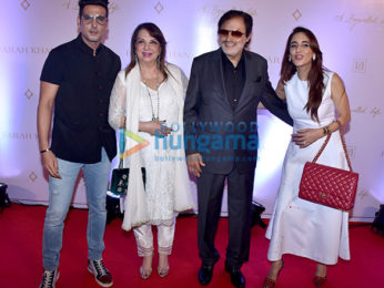 Celebs grace the launch of Farah Khan Ali's book 'A Bejewelled Life'