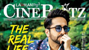 Ayushmann Khurrana On The Cover Of CineBlitz