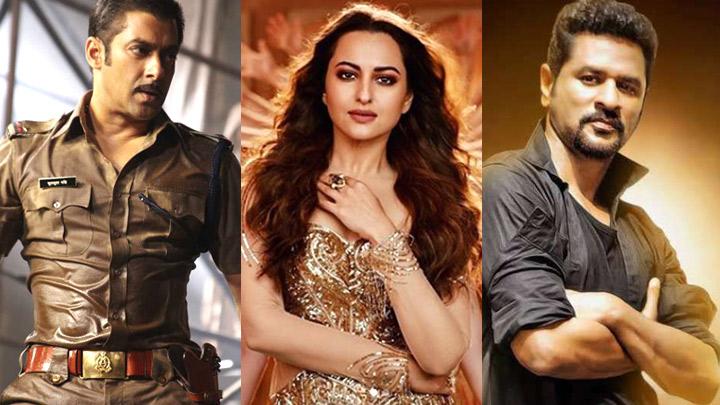 DABANGG 3 Salman Khan Returns as Chulbul Pandey 20th Dec 2019 Sonakshi Sinha Prabhudeva