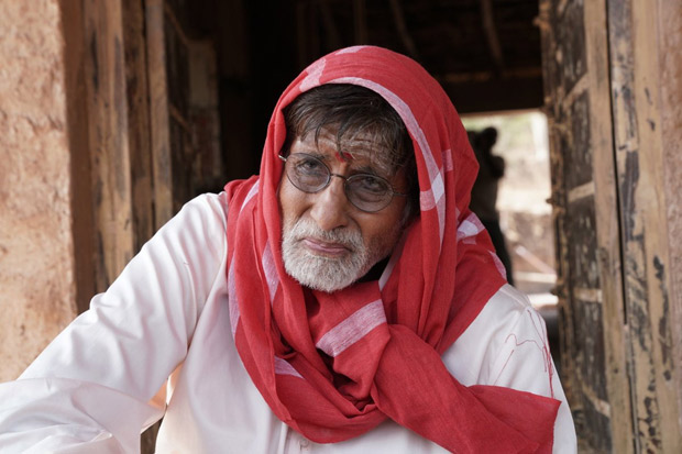Amitabh Bachchan shares FIRST LOOK of his character from his Tamil debut Uyarndha Manidhan [See photos]