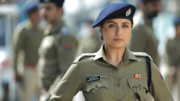 EXCLUSIVE: Rani Mukerji returns with her cop avatar in Mardaani 2!