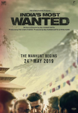 First Look Of The Movie India's Most Wanted