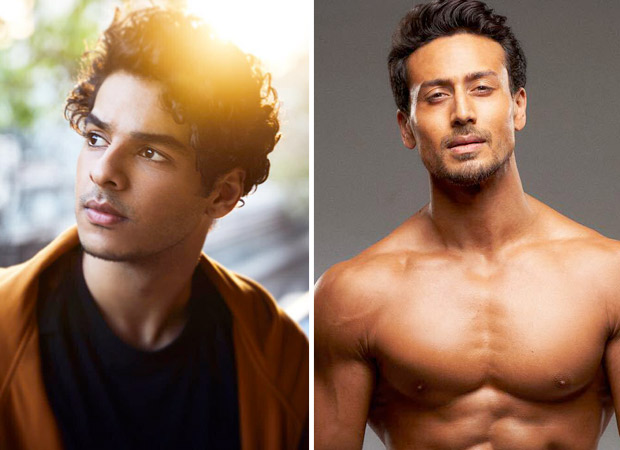 Ishaan Khatter works out in Tiger Shroff's gym, gets a compliment from Tiger