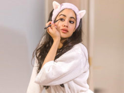 Janhvi Kapoor looks all things cute and adorable as she poses for a photoshoot