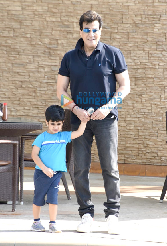 Jeetendra snapped in Mumbai