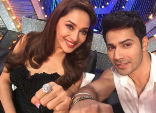 Kalank: Madhuri Dixit reveals she would give marks to Varun Dhawan for his dance when he was a kid