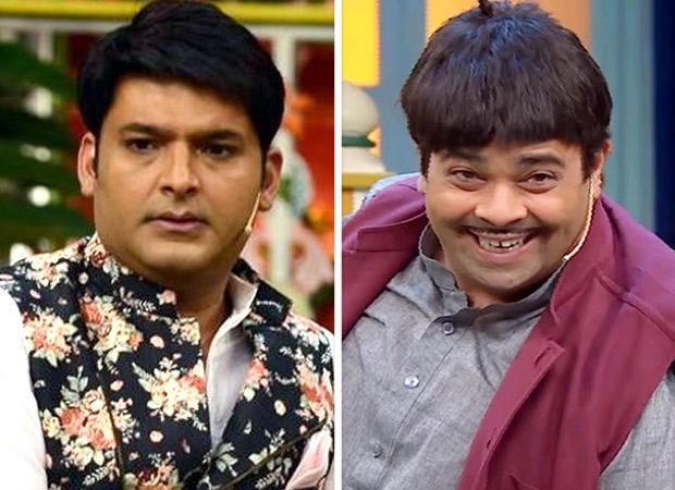The Kapil Sharma Show - Kiku Sharda takes a dig about Salman Khan producing the show and here's what he said!