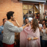 Kartik Aaryan and Imtiaz Ali wrap up first schedule sans Sara Ali Khan by grooving to Love Aaj Kal song 'Ahun Ahun'