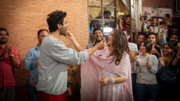 Kartik Aaryan and Imtiaz Ali wrap up first schedule sans Sara Ali Khan by grooving to Love Aaj Kal song 'Ahun Ahun'