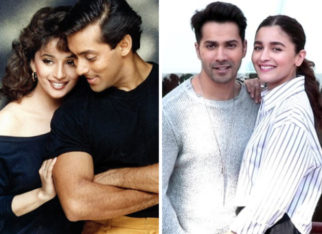 Madhuri Dixit feels Kalank stars Varun Dhawan and Alia Bhatt would be the perfect fit for Hum Aapke Hai Koun remake