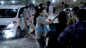 On The Sets from the movie Mardaani 2
