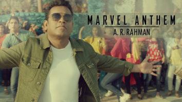 Marvel Anthem A.R. Rahman Hindi