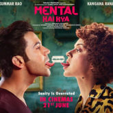 First Look Of Mental Hai Kya